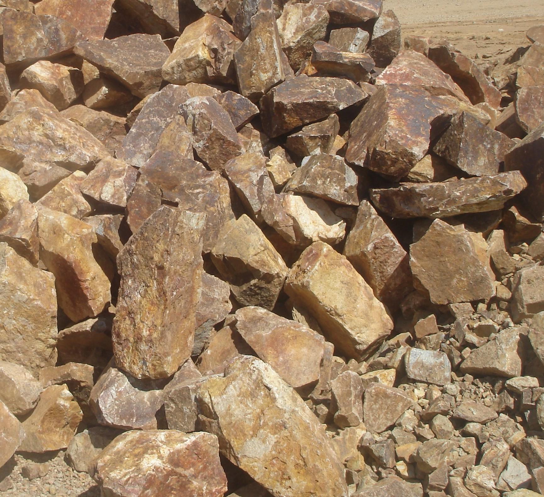 Baja Cresta Red Boulder