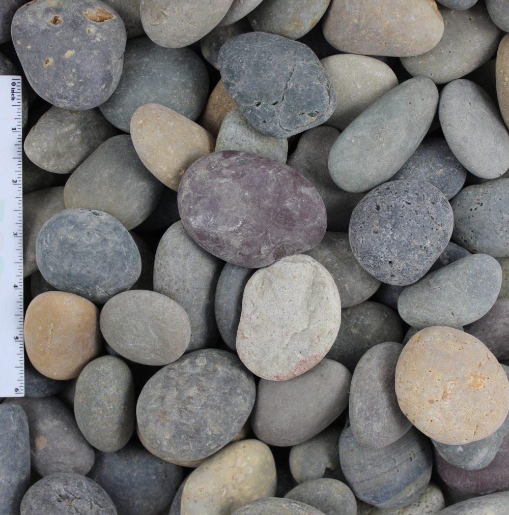 Mixed Beach Pebble