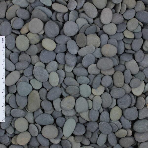 WSS Black Beach Buttons - Black Beach Pebble Buttons