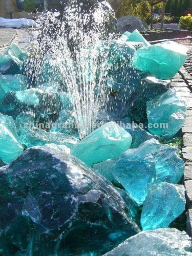2264da287302779eec635503da5430e0 375x500 - Blue Ice Glass On Sale!