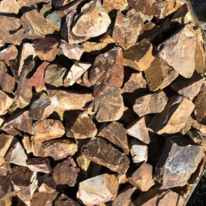 "Baja Cresta Red Rubble 2""-4"""