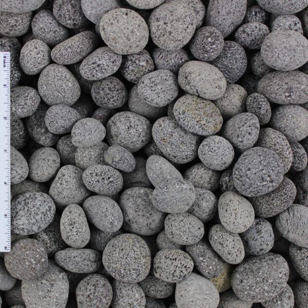 "Black Lava Pebble .5 1 e1580260933657 - Black Lava Pebble 1/2""-1"" *Special Order Size*"