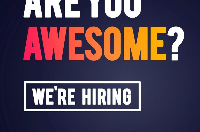 Were Hiring 773x510 - Wholesale Stone Solutions is currently hiring for a Sales/Shipping Coordinator!