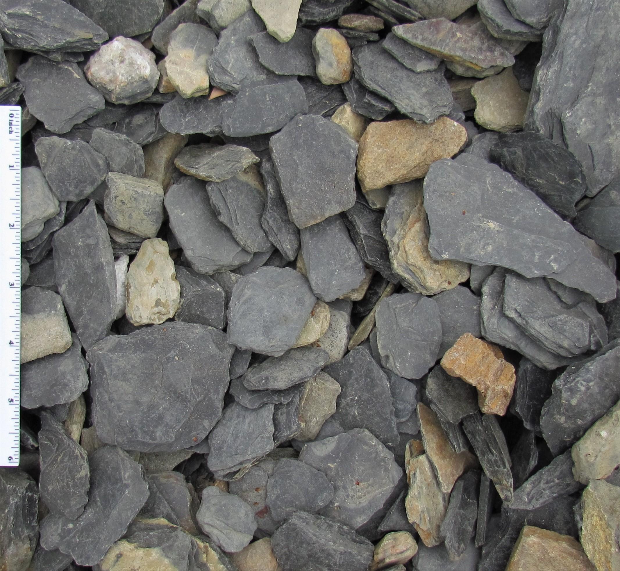 Carbon Slate 1″-3″